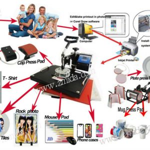 Advanced-New-Design-8-In-1-Combo-Heat-Press-Machine-Plate-Mug-Cap-T-Shirt-Heat