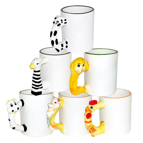 Kids-Gift-Animal-Shaped-Mug-Blank-Sublimation